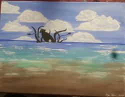 squid painting