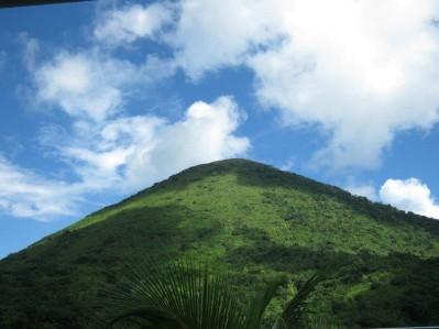 My volcano.