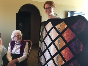 Grandma's quilt 1