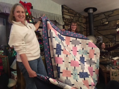 Marcie's quilt