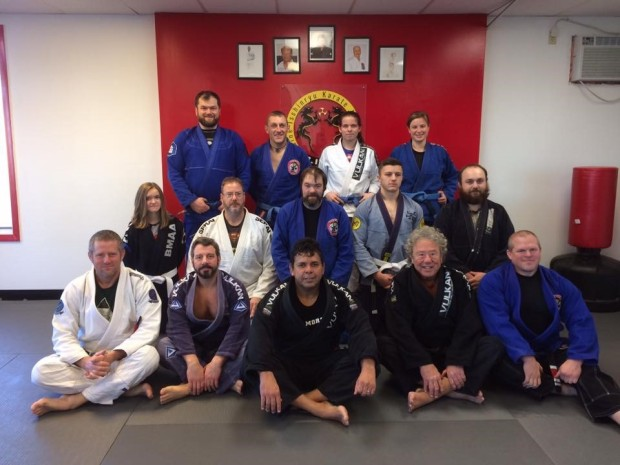 classmates and instructors