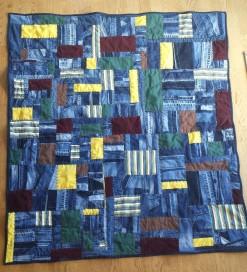 Tegan's quilt