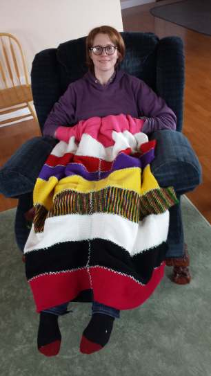 Lap blanket 1